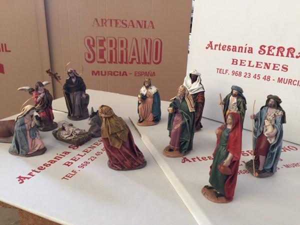 Oferta especial Artesanía Serrano