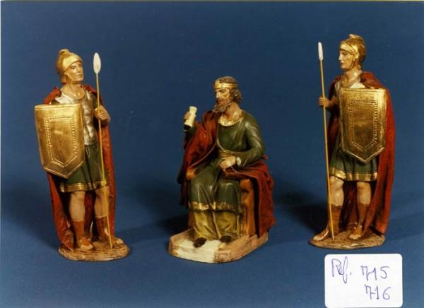 ¿Por qué hay soldados romanos en nuestro belén?