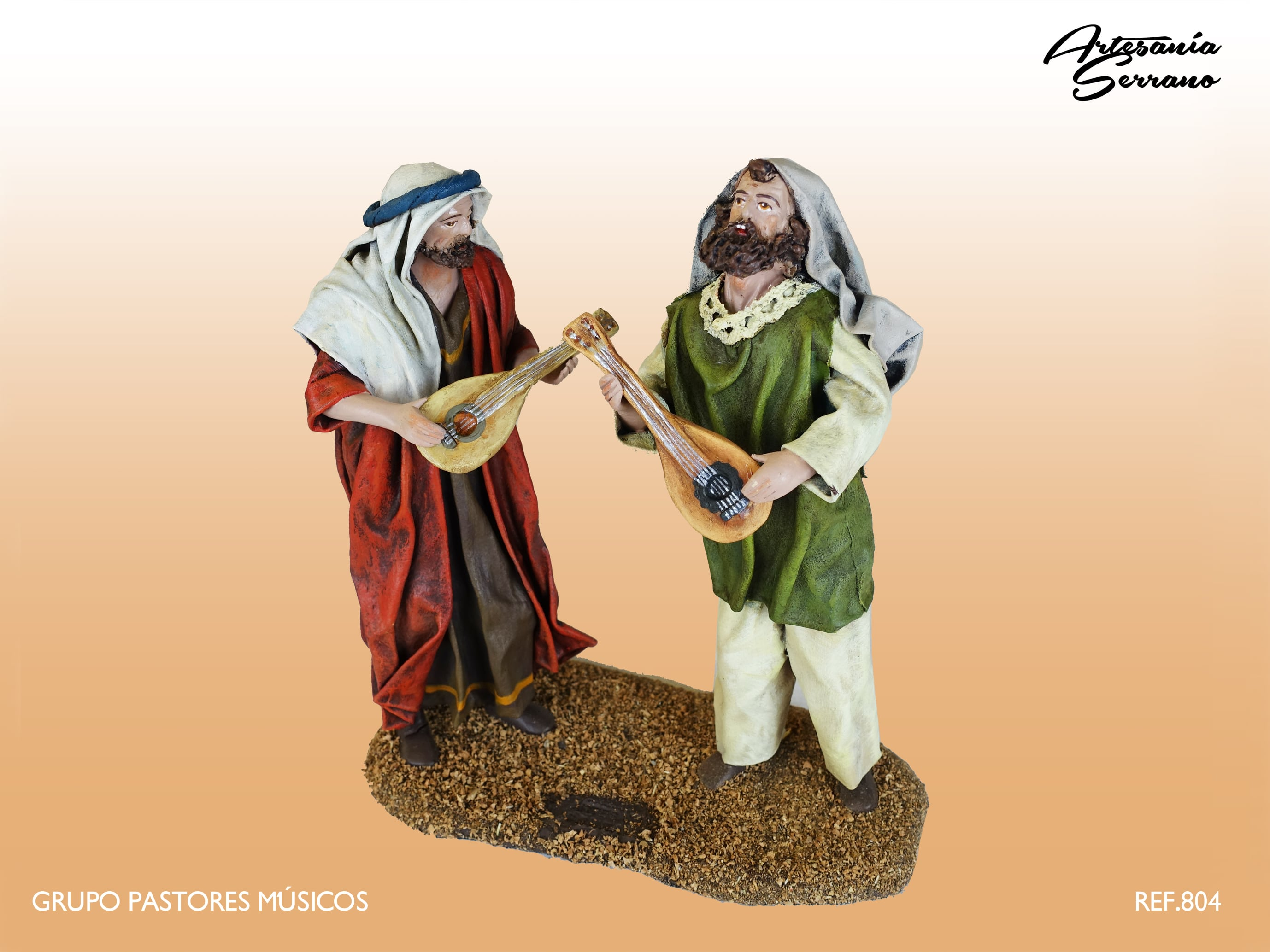 pastores músicos