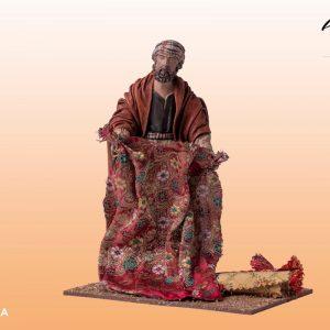 Pastor con alfombra 809